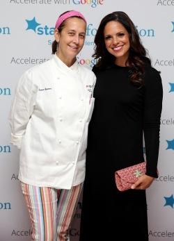 Soledad and Chef Susan Spicer